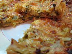 Lasagna, Quiche, Meat, Chicken, Breakfast, Ethnic Recipes, Food, Morning Coffee, Essen