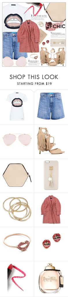 """""""you don't like fashion but if my kisses (ifchic)"""" by imnotyourstyle on Polyvore featuring moda, Markus Lupfer, M.i.h Jeans, Marissa Webb, Imago-A, Iphoria, ABS by Allen Schwartz, Isabel Marant, Sydney Evan y Marc Jacobs"""