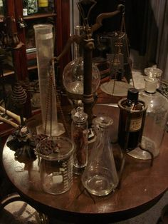Gothic Rose Antiques, Placerville, CA-Would love to check out this shop for the vintage bottles(I have actually been here, quite lovely, I never wanted to leave, sooo much to look at: HF)