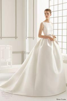 Rosa Clara 2016 Wedding Dresses Preview | Wedding Inspirasi