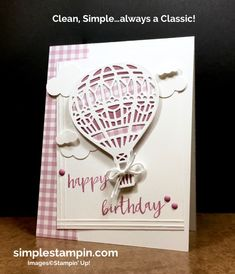 ORDER STAMPIN' UP! ON-LINE. 16 paper crafting & card ideas. 1000+ card samples, daily tips. Clearance & exclusive offers!