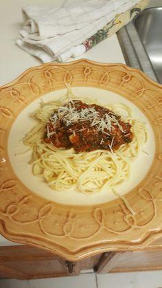 K's Spinach Spaghetti