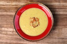 Celery and Pear Soup