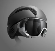 Helmet Sketch