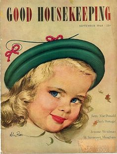 Vintage Good Housekeeping Magazine cover