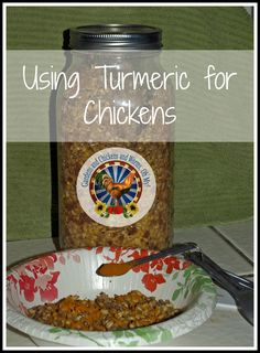 Turmeric may help your flock. It has many healthy benefits from boosting a chicken's immune system to helping heal abrasions and injuries.