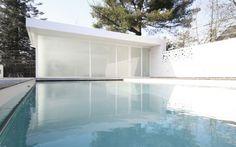 Poolhouse / OOK Architecten