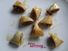 Egyptian Baklava (low calories version)