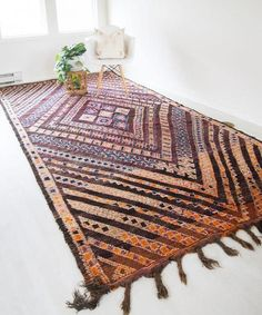 Make sure you visit our information site for much more regarding this astounding modern carpet Moroccan Furniture, Moroccan Interiors, Moroccan Rugs, Moroccan Style, Rugs On Carpet, Carpets, Farmhouse Rugs, Machine Made Rugs, Rug Sale