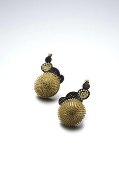 BA (Hons) Jewellery Design - Central Saint Martins - University of the Arts London - Joo Hye-Kim - earrings 2014