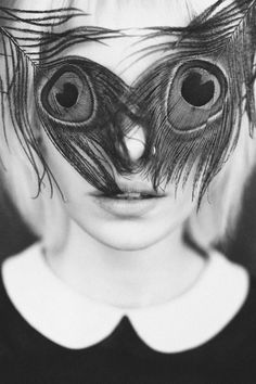 black and white eye photography | black and white, eyes, peacock, photography - image #636920 on Favim ...