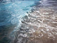 Zaria Forman's Hyper Realistic Pastel Drawings