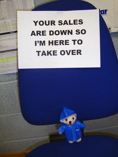 Morclean Bear cracking the whip in the office! #Bear #Morclean #Office #Banter #Humour #Funny