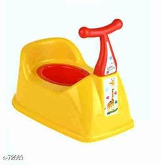 Baby Personal Care 1234 (Yellow) Baby Care Accessories Material: Plastic  Dimension: (L X B X H) - 27 cm X 41 X 32 cm  Description: It Has 1 Piece of Baby Potty Sitter. Sizes Available: Free Size *Proof of Safe Delivery! Click to know on Safety Standards of Delivery Partners- https://ltl.sh/y_nZrAV3  Catalog Rating: ★4.2 (2085)  Catalog Name: Make Up Stylish Baby Accessories CatalogID_7386 C51-SC1664 Code: 923-72669-