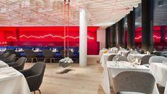 Restaurante Saltz, Dolder Hotel de Zurich  #rolfsachs The Dolder Grand