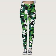 This unique camo print legging will give your casual look a lift. It great for jogging and gym wearing as well. Get it now at 15% off with code 2020PLANNING. #camoleggings #casualleggings #casualfashion #partystyles #casualstyles #fashion