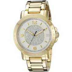 Tommy Hilfiger Sophisticated Sport Analog Display Quartz Gold Watch ($87) ❤ liked on Polyvore featuring jewelry, watches, yellow gold watches, dress watch, gold wristwatches, sport watches and gold dress watch