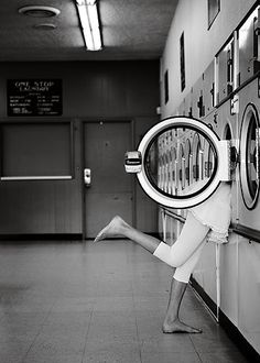 One-top laundry - Photography by Debora Schwedhelm.