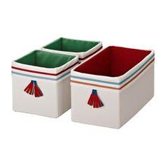 Arrumação pequena - Caixas e cestos & Cestos suspensos - IKEA