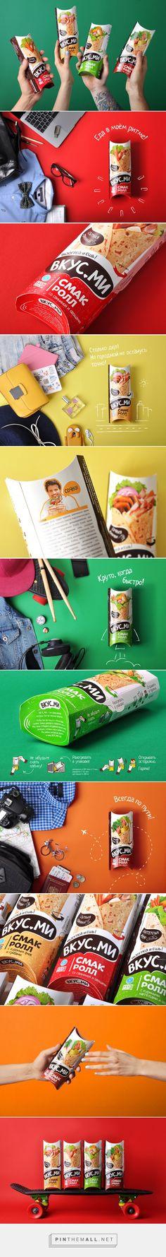 #packaging #design #package #food #box
