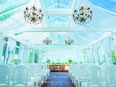 北ビワコホテル グラツィエ チャペル(ガーデンチャペル「サンタ・ルーチェ」)画像1-3