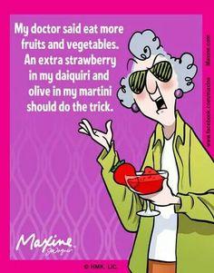 Strawberry daiquiri....yum