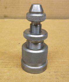 Fancy Knurled 3 Piece Machinist Jack | eBay