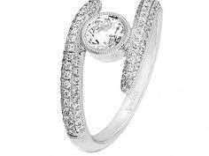 Simon G Engagement Ring - MR1671