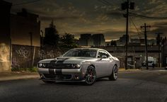 awesome Dodge Challenger R/T Scat Pack and SRT 392
