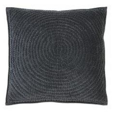 ACHICA | Luci Velvet Cushion, Grey, W60 x H60 cm