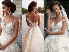 The Most Hottest Milla Nova 2016 Wedding Dresses