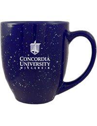Product: Concordia University Wisconsin Bistro Mug $11.95