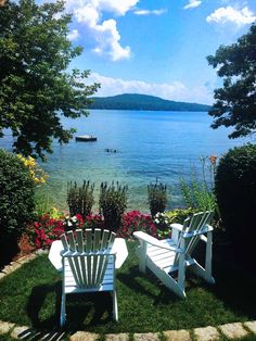 A lake view in New Hampshire                                                                                                                                                     More