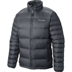 Men's Frost Fighter™ Jacket by Columbia Sportswear.Available Colors:Black.Available Sizes:S,M,L,XL,XXL. Ski Equipment, Columbia Sportswear, Columbia Jacket, Down Coat, Cold Weather, Snug Fit, What To Wear, Winter Jackets, Hoodies