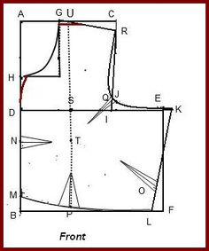 Method of sewing a sari  boluse-how-stop-neck-lining-falling