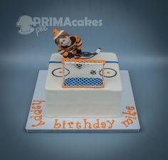 Flyers Hockey Cake by Prima Cakes Plus