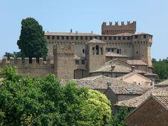 Rocca di Gradara, Marche, Italy.