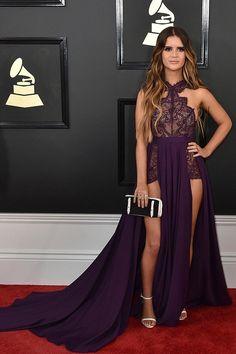 "Maren Morris""The 59th Annual Grammy Awards, 2017 """