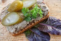 My Nordic Pantry: Homemade luxury liver pâté