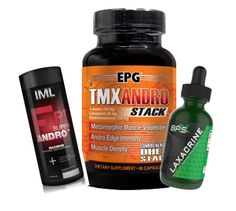 We've got your Extreme Muscle Stack! Stop into TGB Supplements and get yours today or go to www.tgbsupplements.com!  IronMagLabs Epi Super Andro: http://www.tgbsupplements.com/…/ironmaglabs-super-epi-andr…/ EPG TMX Andro: http://www.tgbsupplements.com/product/epg-tmx-andro-stack/ BPS Laxacrine: http://www.tgbsupplements.com/product/bps-laxacrine