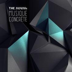 """THE JUJUJUs - MUSIQUE CONCRÈTE Artwork by """"juis"""" / www.juis-grafik.de"""