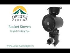 Rocket Stoven Combo – Deluxe Camping