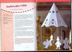 Topp Skandinavische Weihnachtsdeko aus Papier - Edit-3 - Picasa Web Album