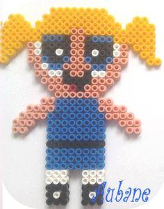 Powerpuff Girls hama beads by Aubane-From-Paris