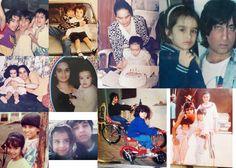 See the Childhood pictures of shraddha Kapoor That she posted on instagram!! #HappyBirthdayShraddha #Memories #CelebrityBirthday #Birthday #Celebration #BirthdayBash #ShraddhaKapoor