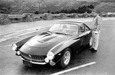 Ferrari Lusso de Steve McQueen