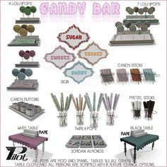 PILOT - Candy Bar KEY