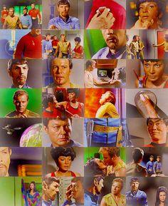 spockemon:    Star Trek | Mirror, Mirror