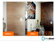 Use of coins to adorn a wall: http://on.fb.me/1yDN3NA