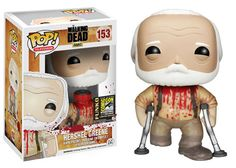 Funko Pop! TV - The Walking Dead - Headless Hershel #153 SDCC exclusive